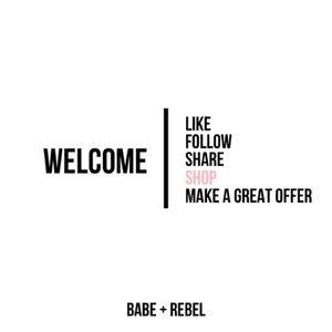 Handbags - Welcome To BABE + REBEL